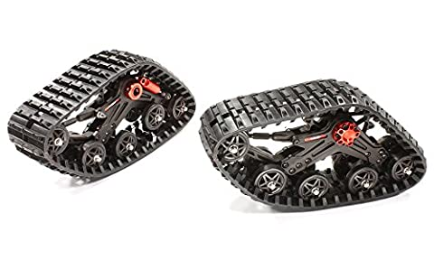 Integy RC Model Hop-ups C25303RED T2 Snowmobile & Sandmobile Conversion