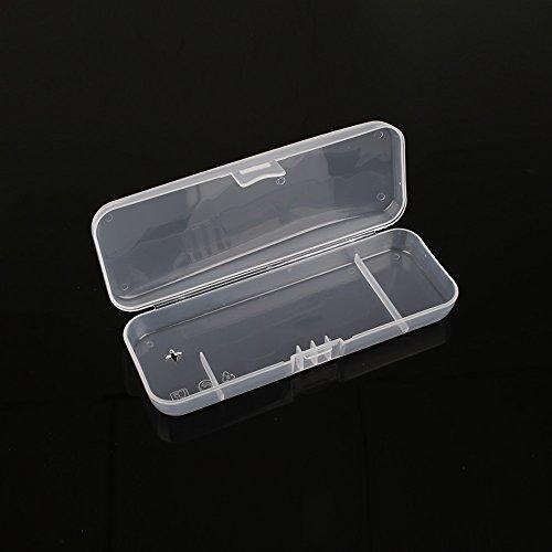 Msmask Tragbare Männer Rasiermesser Box Blades Box Razor Reise Rasierer Griff Box Shaver Rahmen