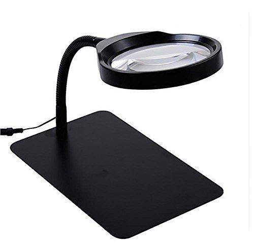 GAYY Lupas escritorio Llevar lupa luz Lupas