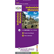 85129 INDONESIE/MALAISIE  1/2M