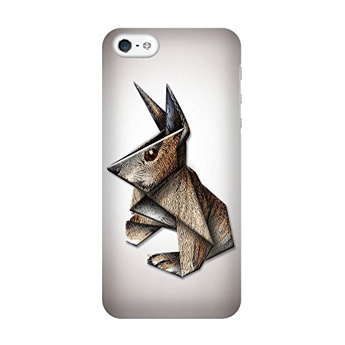 iPhone 5/5S Coque photo - Origami Hase