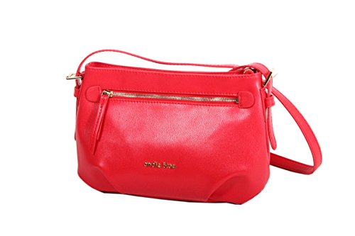 Sac Bandoulière Andie Blue collection TANIA A8149 Rouge