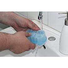 3litros de recarga líquido Compatible con Braun Clean Renew Loción Limpiadora estación Rasage CCR3CCR–Líquido afeitadora