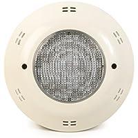 BSLight PEP252B Proyector Plano de Superficie LED, Blanco, 32x32x9 cm