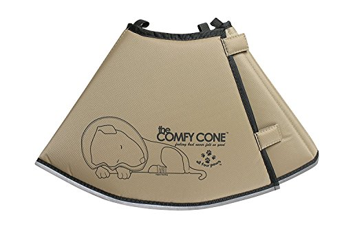 """All Four Paws """"The Comfy Cone"""" Halskrause für Haustiere"""