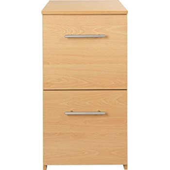 essentialz hsb value range 2 drawer filing cabinet beech effect with microfibre hsb cleaning glove