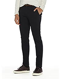 Scotch & Soda Herren Hose Mott-Stretch Baumwollechinos | Super Slim Fit
