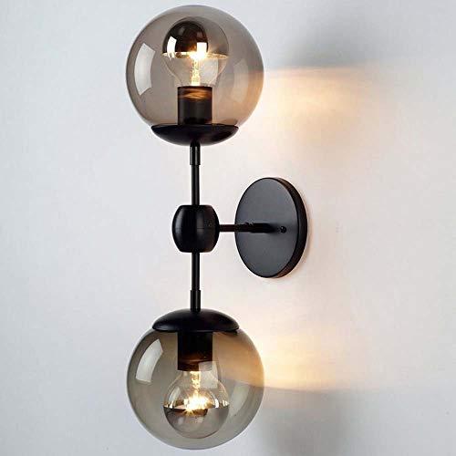 Industrielle Wandleuchte, Vintage-Leuchter-Licht-Fitting Leuchten Mit E27 Sockel Für Bar Restaurants Café Und Club -