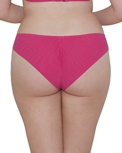 Curvy Kate Damen Taillenslip Cabaret Brief Pink (Dragonfruit)