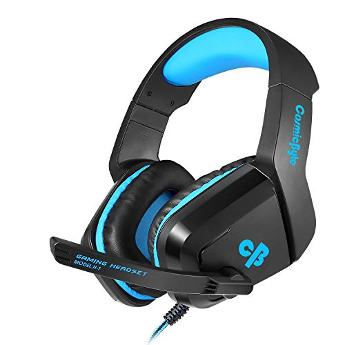 Cosmic Byte H1 Gaming Headphone with Mic for PC, Laptops,...