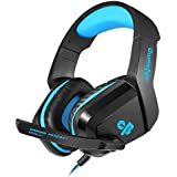 Cosmic Byte H1 Gaming Headphone with Mic for PC, Laptops, Mobile, PS4, Xbox One (Blue)