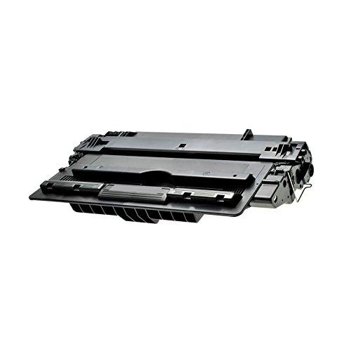 Zm-serie (QUADROPRINT Toner ersetzt HP CF214A 14A Schwarz, ca. 10.000 Seiten, für HP Laserjet Enterprise 700 MFP M 712 725, Laserjet Managed MFP M 720 725 DN DNM f n Plus Series xh z zm)