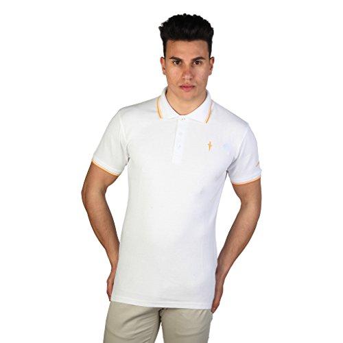 Ferre -  Polo  - Maniche corte  - Uomo bianco 44