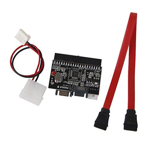 MagiDeal PATA/IDE zu Serial ATA SATA Schnittstelle Festplatte HDD Adapter/Konverter