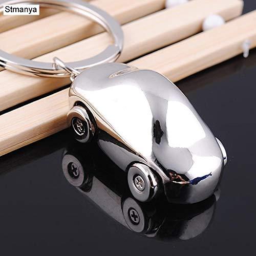 Nuovo design fresco metallo portachiavi auto portachiavi catena portachiavi ciondolo di colore per uomo donna regalo