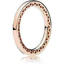 Pandora Women Gold Plated Ring - 186237-48