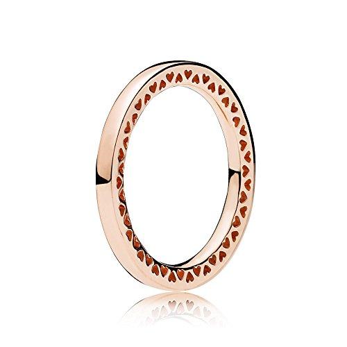 Pandora Damen-Ringe mit Ringgröße 56 (17.8) - 186237-56