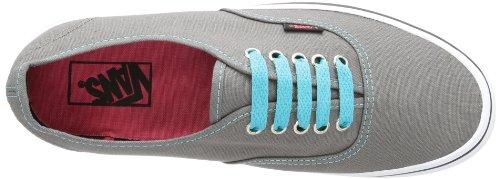 Vans U AUTHENTIC VTSV8R3 Unisex-Erwachsene Sneaker Grau ((Pop) pewter/scuba)