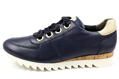Paul Green Mastercalf / Espace Cervo M / Oro, Sneaker Donna Mehrfarbig (espace / Oro 22)