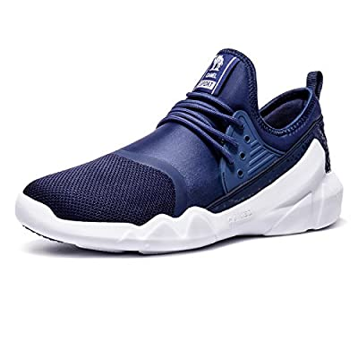 Camel Running Shoes Men Comfortable Athletic Shoes Sport Shoes, Lightweight Non Slip Shoes for Walking, Hiking, Gym, Training, Outdoor