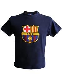 T-shirt BARCA - Collection officielle FC BARCELONE - Football club - Taille enfant garçon