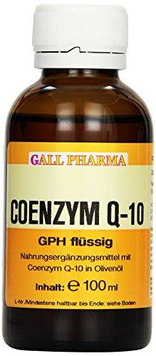 Gall Pharma Coenzym Q-10 GPH Flüssig, 1er Pack (1 x 100 ml)