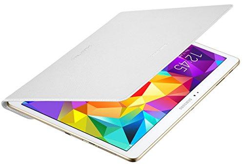 Samsung Tab S - Schutzhülle für Vorderseite, blendend weiß - EF-DT800BWEGWW