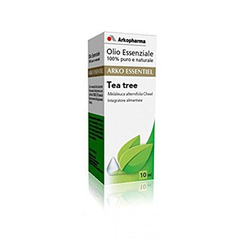 Arkofarm 52691 Olio Essenziale di Tea Tree