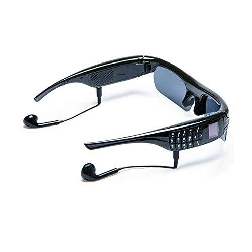 Polarisierte Sonnenbrille, drahtlose Bluetooth-SportbrillePluggable SIM-Karte Kamera Musik, geeignet für Angeln, Reisen, Leben