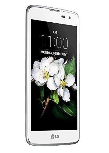 LG LGX210 8GB Blanco - Smartphone 12 7 cm 5 8 GB 5 MP Android 5 1 Blanco
