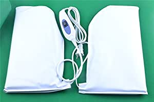 chauffants mitaines moufles pour paraffine pour manucure Spa infrarouge thérapie chaud