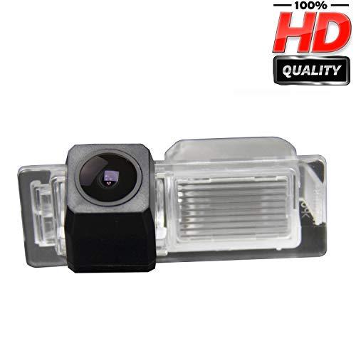 170° HD Rückfahrkamera 1280 * 720 Pixel 1000TV Linien Kamera Rückfahrkamera wasserdicht Nachtsicht Rückansicht Einparkhilfe für Chevrolet Orlando Aveo 12-14 Cruze Equinox Trax Trailblazer Opel Mokka