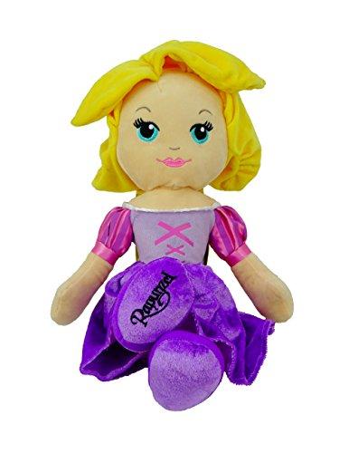 Peluches à base de licou Rapunzel de 17 pouces - Disney Toys - Jouets de personnage de film