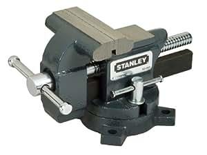 Stanley MaxSteel, Schraubstock, Robust, 115 mm, 4,1 1-83-065, 5 cm