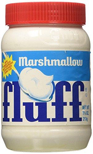 Marshmallows fluff treats