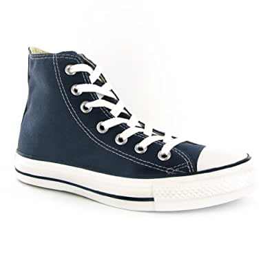 Converse CT All Star Hi Navy Canvas Mens Trainers Size 7 UK
