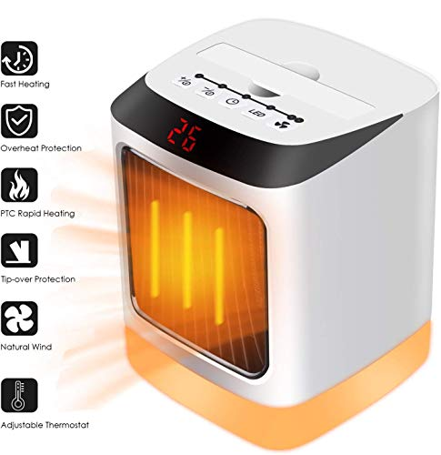Gelrova Calentador Espacio cerámica protección contra