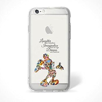 coque iphone 6 s plus silicone disney
