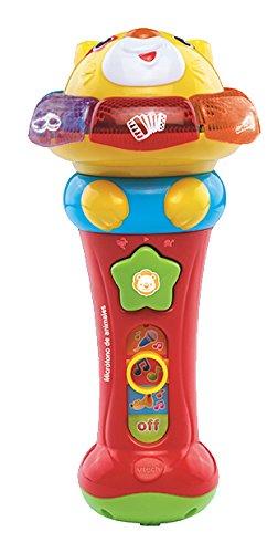 VTech Baby-Mikrofon von Tieren (3480-184022)