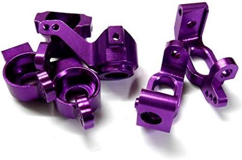 02130 02131 02131 02131 02132 102010 102011 102012 Alliage Biellettes De Direction Montage Moyeu Violet   De La Mode  491b41