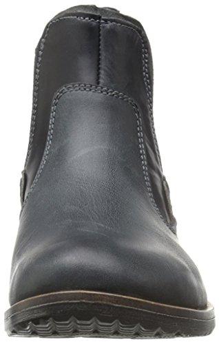 Steve Madden Nockdown - Bottines Hommes Chaussures Noir