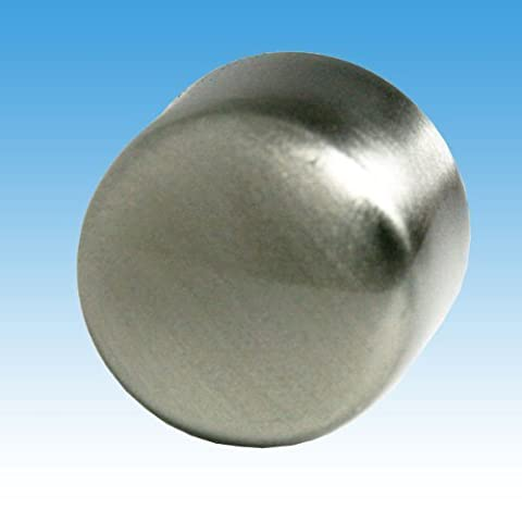 Replacement Universal Brushed Steel Dimmer Switch Knob