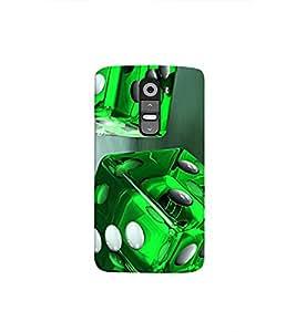 Print Masti Designer Back Case Cover for LG G3 Mini (Play Game Instrument Circle)