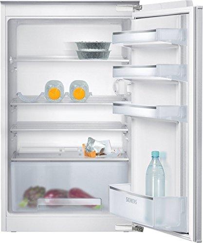 Preisvergleich Produktbild Siemens KI18RV52 iQ100 Einbaukühlschrank / A+ / 151 L / safetyGlas / Flachschanier