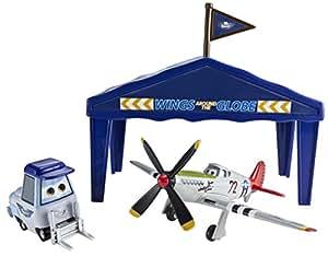 Disney Planes Judge Davis Pit Row Gift Pack
