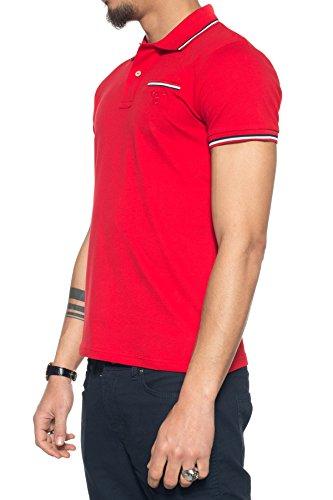 GANT Herren Poloshirt ROSSO 620
