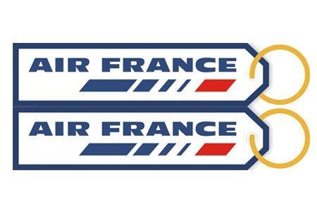 air-france-key-tag