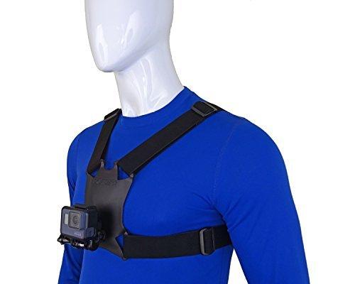 STUNTMAN Chest Harness – Brustgurt Halterung für Action-Kameras - Action-cam Contour