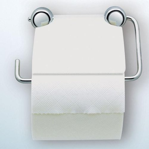 WC-Papierhalter Atlantik Deckel transp.