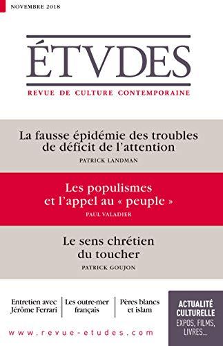 Etudes : Les populismes et l'appel au